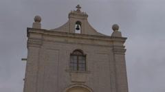 Saint Paul's Chapel in Naxxar Malta Stock Footage