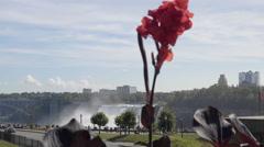 Niagara Falls shot in glorious 4K UHD. Stock Footage