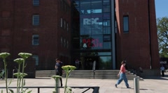 RSC, Stratford upon Avon Stock Footage