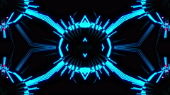 Rhythmic Electric Light - stock footage