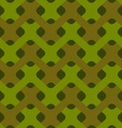 Military weaving seamless pattern. Army abstract plexus texture. camouflage o Piirros