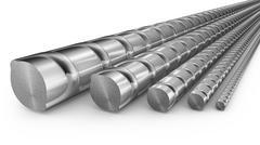 Metal reinforcements Stock Illustration