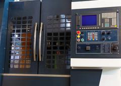 Machine control panel CNC Kuvituskuvat