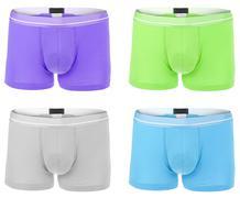 Boxer shorts Stock Photos