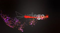 Amigo Colorful Logo Reveal - stock after effects