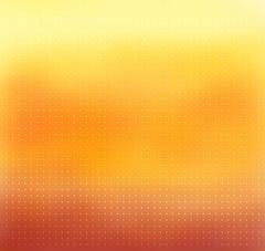 Yellow-orange color blurred vector background Stock Illustration