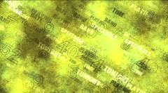 text background abstract - stock footage