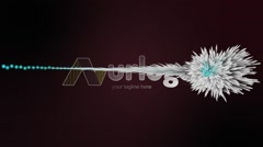 MarcoPolo Particles Magic Logo Stock After Effects
