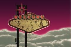 Welcome sign Stock Illustration