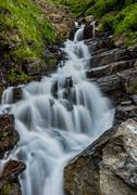Alder Creek Falls - stock photo