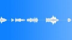 Plastic Timer Mechanism 1 Sound Effect