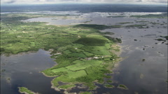 Galway Bay - stock footage