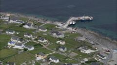 Inisheer Island Stock Footage