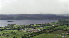 Lough Leane Stock Footage