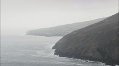 Rocky Coast On Dingle Bay Stock Footage