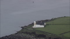 Dingle Bay Harbour Stock Footage