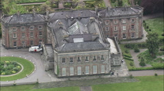 Bantry House Stock Footage