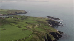 Glandore Harbour Stock Footage