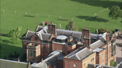 Arley Hall Stock Footage