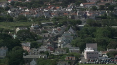 Alderney Villages Stock Footage