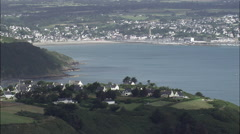 Britanny Coastline Stock Footage