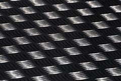 High contrast shot of a reflecting metal sheet Stock Photos