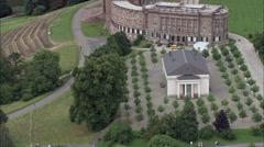 Schloss Wilhelmshohe Stock Footage