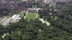 Ludwigslust Palace Stock Footage