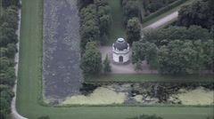 Herrenhausen Gardens Stock Footage