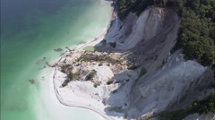 Mons Klint Stock Footage