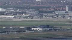 Copenhagen Airport Stock Footage