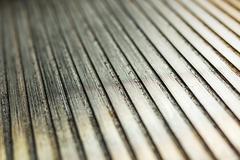 Closeup non stick grill - stock photo