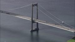 Little Belt Bridge Stock Footage