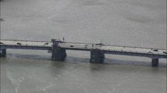 Aalborg aerial Stock Footage