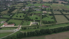Xanten And Archaeological Park Stock Footage