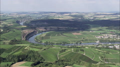 Mosel River Stock Footage
