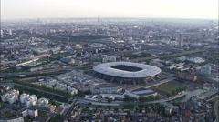 Stade De France Stock Footage