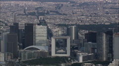 La DeFense Stock Footage