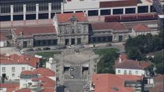 Viana Do Castelo Stock Footage