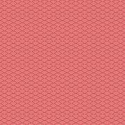 Japanese wave seamless pattern - stock illustration