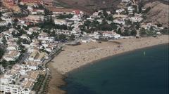 Luz aerial Stock Footage
