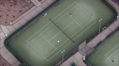 La Manga Golf And Sporting Complex Stock Footage