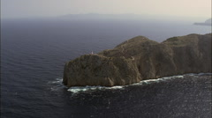 Cap Formentor Stock Footage