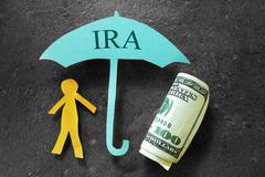 IRA savings Stock Photos