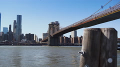 The NY Waterway. Stock Footage