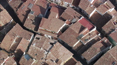 Morella aerial Stock Footage