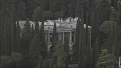 Gardone Riviera Stock Footage