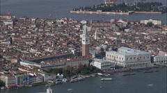 San Giorgio Maggiore Stock Footage