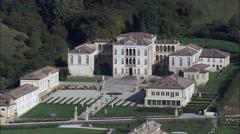 Villas Of Veneto Stock Footage