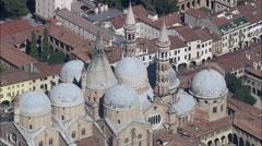 Basilica Of Saint Anthony Of Padua Stock Footage